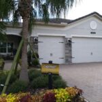 New Homes Ridge Wiregrass Ranch - Cabernet Model - Entrance - Coffee with candis carmichael