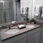 New Homes Meritage Bearss Landing - Model 2 - Master Bathroom-2 - Coffee with Candis Carmichael