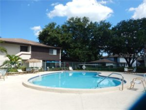 1812 Bough Ave B Clearwater FL pool