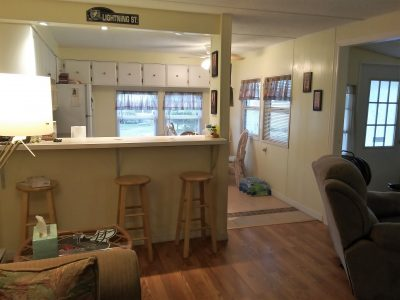 clearwater cascade #350 kitchen 2
